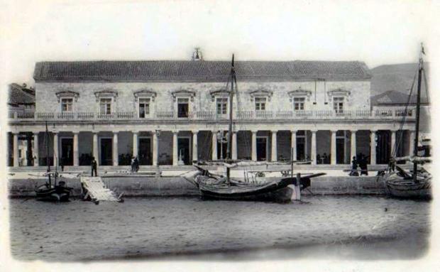 Ληξούρι ,Μαρκάτο αρχές 1900