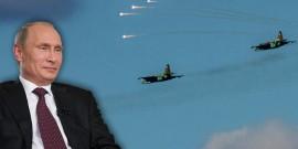 Ξεκίνησαν οι ρωσικές αεροπορικές επιδρομές εναντίον τζιχαντιστών στη Συρία