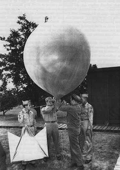 Μετεωρολογικά μπαλόνια