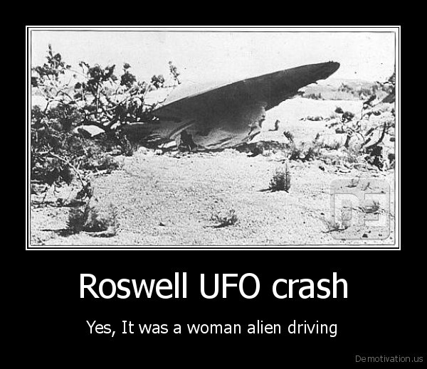 Roswell jokes