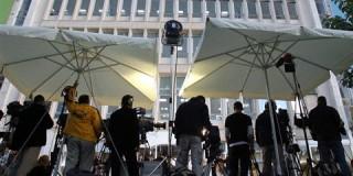 Το Ραδιομέγαρο της Αγίας Παρασκευής θα φιλοξενήσει τις τηλεμαχίες   (Φωτογραφία:  Eurokinissi )
