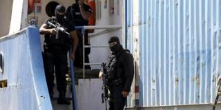 Μασκοφόροι ένοπλοι