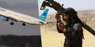 Οι τζιχαντιστές κατέρριψαν το ρωσικό Airbus