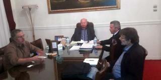 Σύσκεψη στο Δημαρχείο