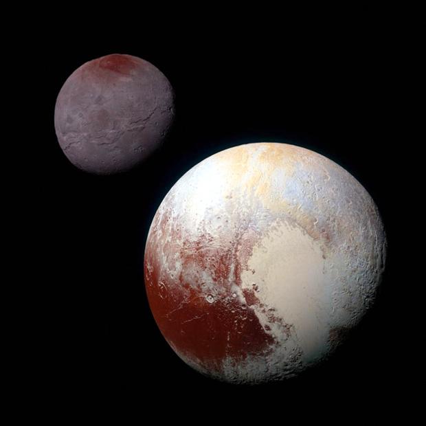 Σενάρια για «εξωγήινη ζωή» στον παγωμένο πλανήτη Πλούτωνα