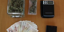 Σύλληψη στο Αργοστόλι για διακίνηση κάνναβης