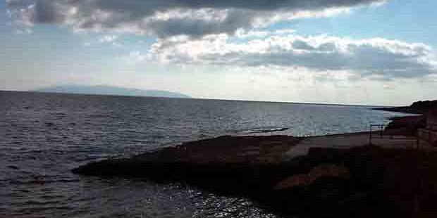 Η παραλία του Αγίου Θωμά