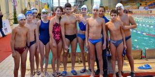 Αγώνες κολύμβησης