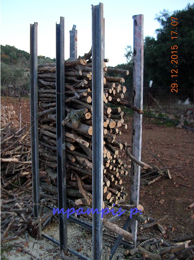 Τρόπος κοπής ξύλων