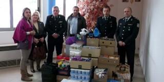 Κοινωνική προσφορά του προσωπικού της Διεύθυνσης Αστυνομίας Κεφαλληνίας