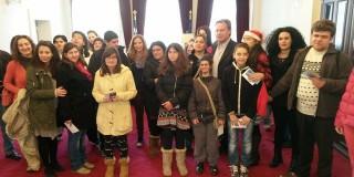 Χριστουγεννιάτικες  Ευχές στο Δήμο Κεφαλονιάς