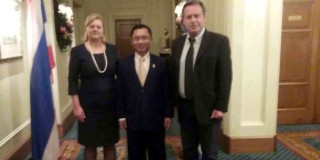 Δεξίωση της Πρεσβείας της Ταϋλάνδης