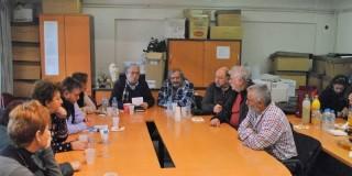 Συνεδρίαση του Τ.Σ. Σάμης