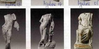 Η «αρπαγή» έξι αγαλμάτων από την Κεφαλονιά