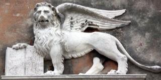 Ο φτερωτός λέων του Αγίου Μάρκου