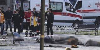 Τρομοκρατικό χτύπημα στο Σουλτάν Αχμέτ