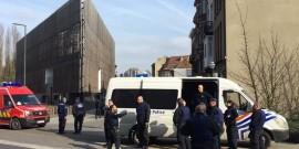 Πυροβολισμοί στις Βρυξέλλες – Ανθρωποκυνηγητό για ύποπτους τρομοκράτες