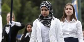 Παρέλαση με μαντήλα