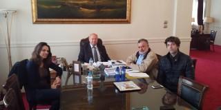 Συνάντηση Δήμου - Περιφέρειας  για το πρόγραμμα επισιτιστικής βοήθειας