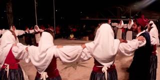 """Χορευτικό Συλλόγου Σάμης ο """"Αιγιαλός"""""""