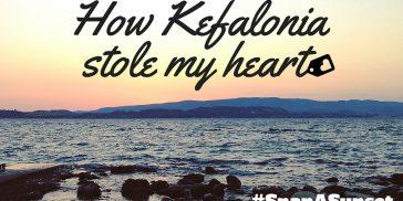 How Kefalonia stole my heart