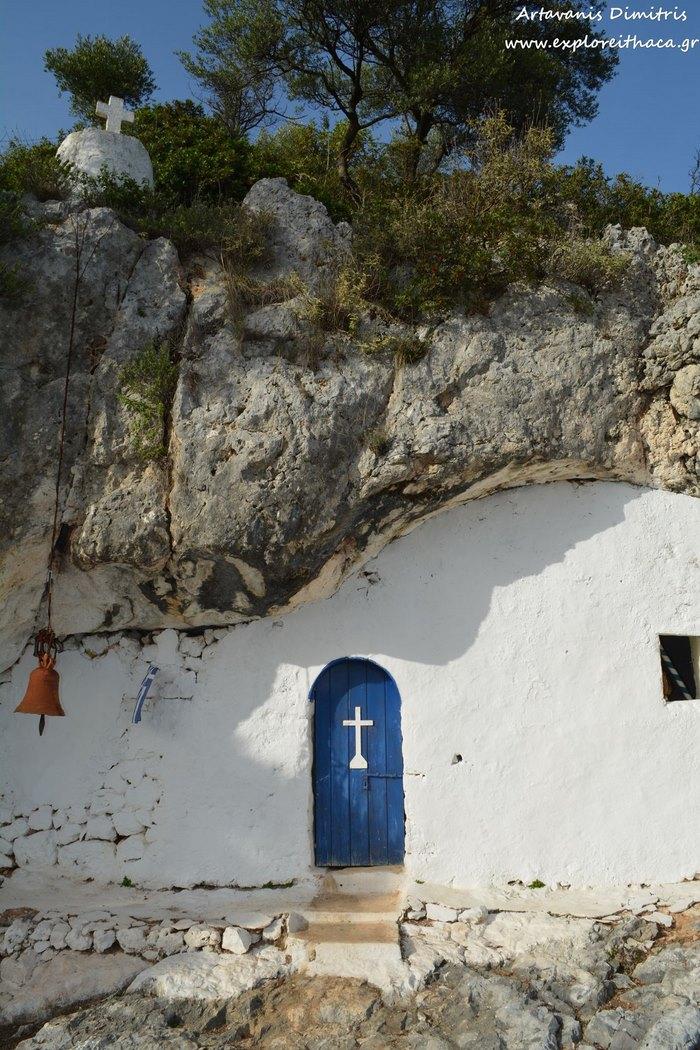 Το εκκλησάκι στην Ιθάκη που δεν μοιάζει με κανένα από όσα έχετε δει